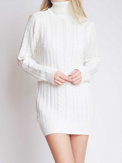 Sweater Iceland White