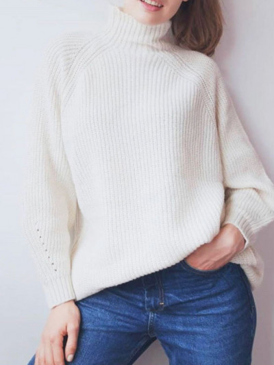 Sweater Boyfriend Cream