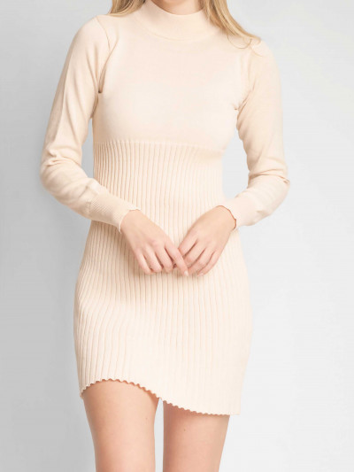 Sweater/Vestido Blizz Vanilla