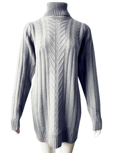 Sweater Iceland Grey