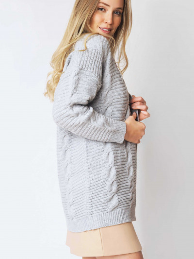 Sweater Lilou Grey