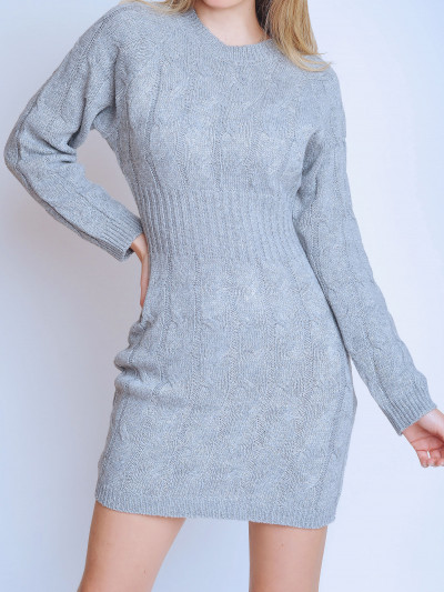 Sweater Honey Grey