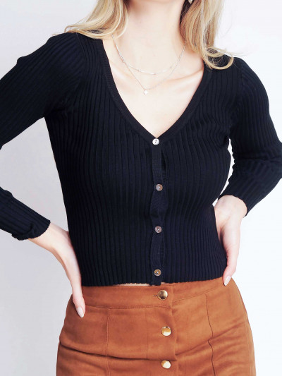 Sweater Lugano Black